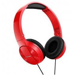 CASQUE AUDIO STEREO ROUGE  PIONEER SE-MJ503-R
