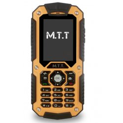 TELEPHONE PORTABLE MTT  PROTECTION 2 G Orange