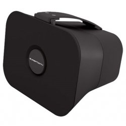 Enceinte stéréo Bluetooth Supertooth Disco 4 noire