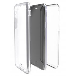 COQUE AVANT ARRIERE TRANSPARENTE CRYSTAL 3D POUR IPHONE 7