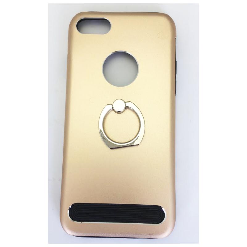 coque iphone 7 transparent avec bague