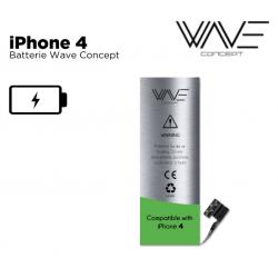 BATTERIE 1280 mAh COMPATIBLE IPHONE 4 SOUS BOITE