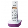 TELEPHONE NUMERIQUE SANS FIL PANASONIC KX-TG1611 VIOLET