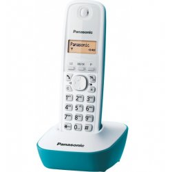 TELEPHONE NUMERIQUE SANS FIL PANASONIC KX-TG1611 VERT