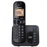 TELEPHONE SANS FIL AVEC REPONDEUR PANASONIC KX TGC220 NOIR