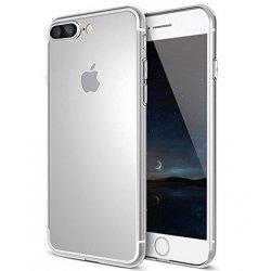 COQUE SILICONE SOUPLE IPHONE 7 PLUS TRANSPARENTE