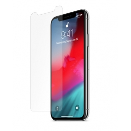 FILM IPHONE X ECRAN 5,8 '' EN VERRE TREMPE