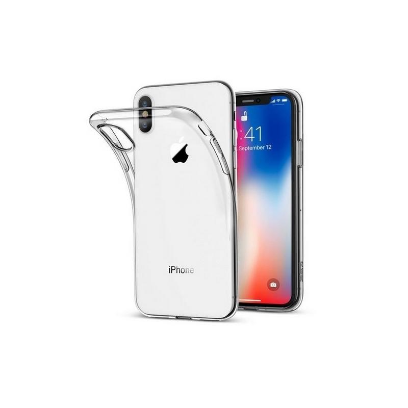 coque fine iphone xs max transparente