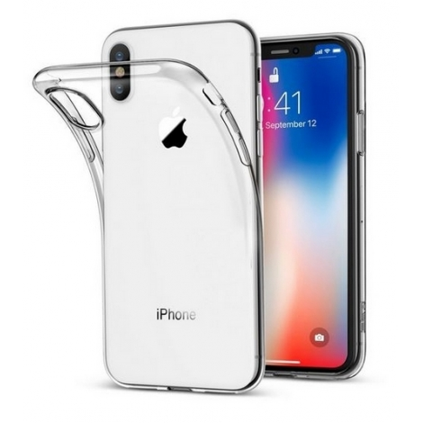coque trnasparente iphone xr