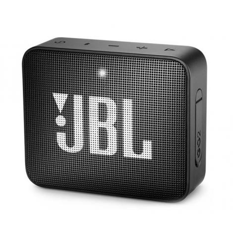 HAUT PARLEUR BLUETOOTH JBL GO2 PORTABLE ETANCHE IPX7 NOIR