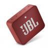 HAUT PARLEUR BLUETOOTH JBL GO2 PORTABLE ETANCHE IPX7 ROUGE