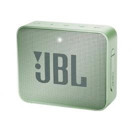 HAUT PARLEUR BLUETOOTH JBL GO2 PORTABLE ETANCHE IPX 7 VERT