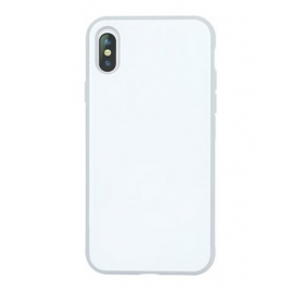 COQUE IPHONE X/XS DEVIA TRANSPARENTE