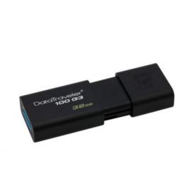 CLE USB 32 GIGA KINGSTON 3.1 DATATRAVELER 100 G3