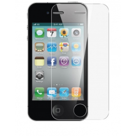 FILM IPHONE 4/4S VERRE TREMPE PREMIUM