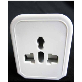ADAPTATEUR SECTEUR INTERNATIONAL 150 PAYS EUROPE/UK /CHINE AUSTRALIE/USA/ BLANC