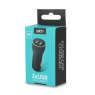 CHARGEUR ALLUME CIGARE 2 USB 1,4 A SETTY NOIR