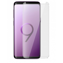FILM VERRE TREMPE SAMSUNG GALAXY S9 INCURVE 5D FULL COVER