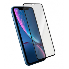 FILM IPHONE XR VERRE TREMPE 9 H BORDS NOIRS