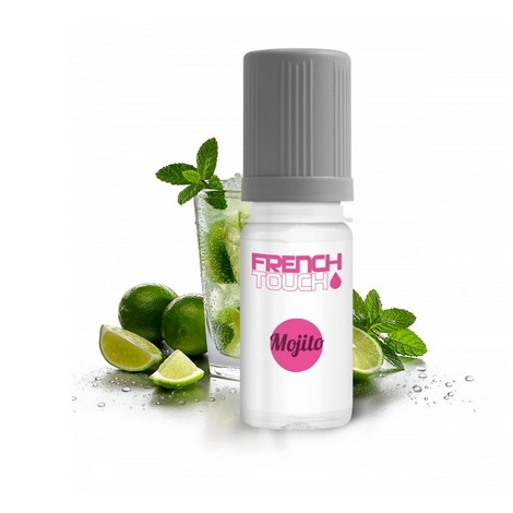 MOJITO 11 MG E-LIQUIDE FRANCAIS FRENCH TOUCH