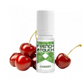 10 PIECES CHERRY 6 MG E-LIQUIDE FRANCAIS FRENCH TOUCH