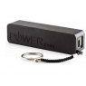 BATTERIE DE SECOURS POWER BANK UNIVERSELLE 2600 mAh NOIR