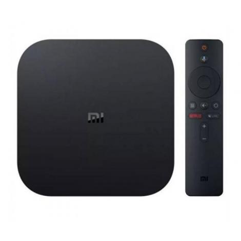 PASSERELLE MULTIMEDIA XIAOMI Mi Box S 4K Ultra HD ANDROID 8.1 AVEC TELECOMMANDE