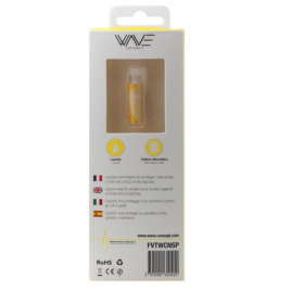 LIQUIDE DE PROTECTION POUR ECRAN WAVE CONCEPT NANO SHIELD DURETE 9H ANTISTATIQUE OLEOPHOBE