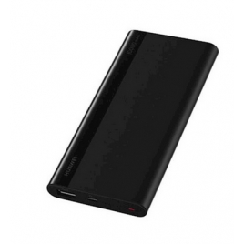 BATTERIE DE SECOURS HUAWEI POWER BANK 10 000 mAh CHARGE RAPIDE 18 WATT 1 PORT USB + ENTREE TYPE C NOIR
