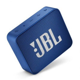 HAUT PARLEUR BLUETOOTH JBL GO2 PORTABLE ETANCHE IPX7 BLEU