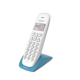 TELEPHONE SANS FIL LOGICOM VEGA 150 MAINS LIBRES ARDOISE
