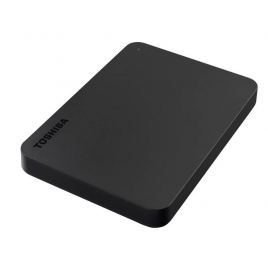 DISQUE DUR TOSHIBA CANVIO BASICS 2TB USB 3.0 NOIR