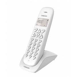 TELEPHONE SANS FIL LOGICOM VEGA 155T MAINS LIBRES BLANC