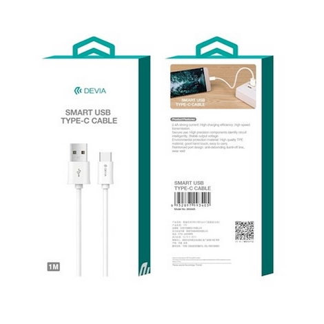 DATA CABLE TYPE C DEVIA