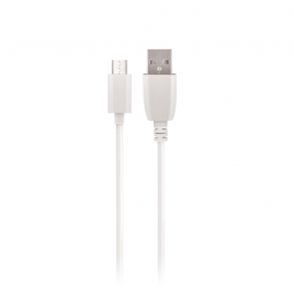 DATA CABLE MICRO USB 3 METRES MAXLIFE 2A