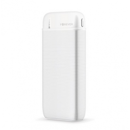 POWER BANK FOREVER 20000MAH BLANC