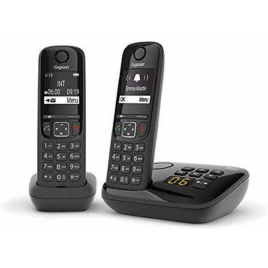 TELEPHONE SANS FIL GIGASET AS690A DUO + REPONDEUR