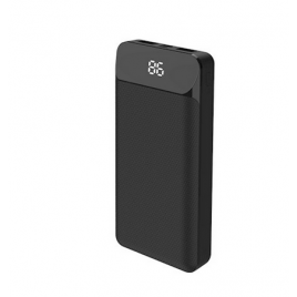POWER BANK NOIRE XO 10000 Mah + ECRAN LCD