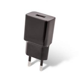 CHARGEUR USB NOIR SETTY 1A