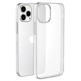 SILICONE IPHONE 12 MINI 5.4P TRANSPARENTE