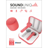 PACK ECOUTEUR + HP BLUETOOTH ROUGE