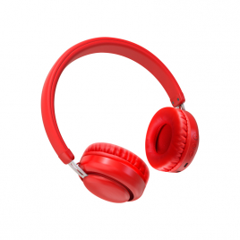 CASQUE XO BE10 BLUETOOTH ROUGE