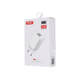 CHARGEUR 2 USB / 2.1A FAST CHARGE