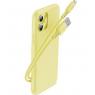 DATA CABLE BASEUS POUR IPHONE / LIGHTNING JAUNE