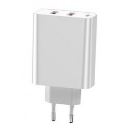 BASEUS CHARGEUR 60W 2 USB + TYPE C