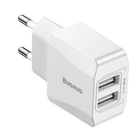 BASEUS CHARGEUR USB 2.1A