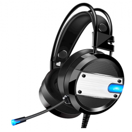 CASQUE MULTIMEDIA GAMES + MICRO QUALITE HI FI GE02
