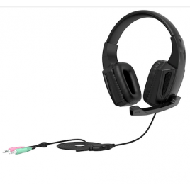 CASQUE MULTIMEDIA GAMES + MICRO QUALITE HI FI GE01