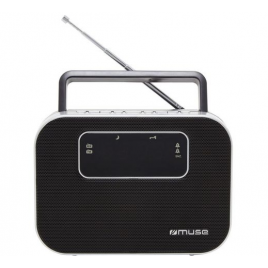 MUSE RADIO FM/MW DIGITAL / PILES - SECTEUR M081