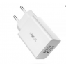 CHARGEUR 2 USB / FAST CHARGE 2A